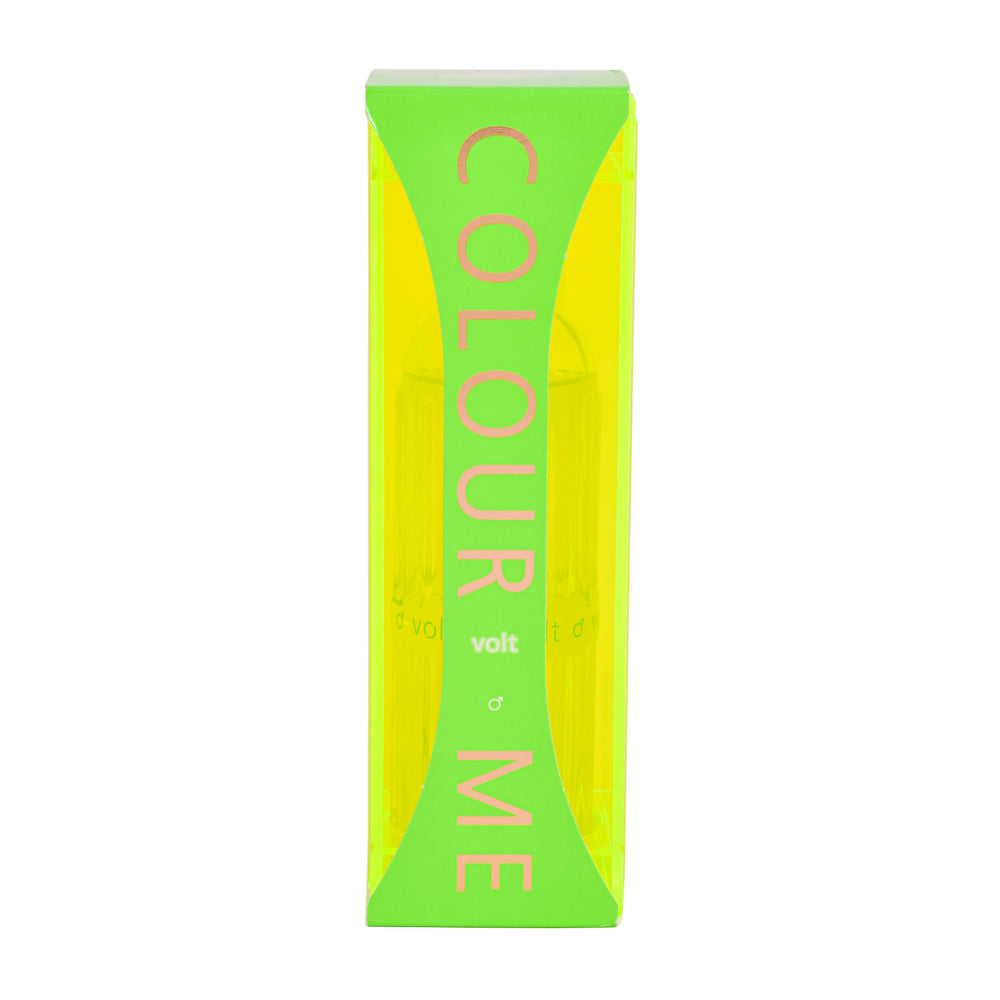 Colour Me Volt Eau De Toilette  100 ml