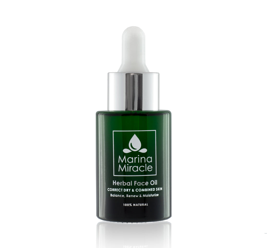 Marina Miracle Herbal Face Oil 30 mL