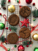 Ginger Molasses Snickerdoodle - BAK'D Cookies