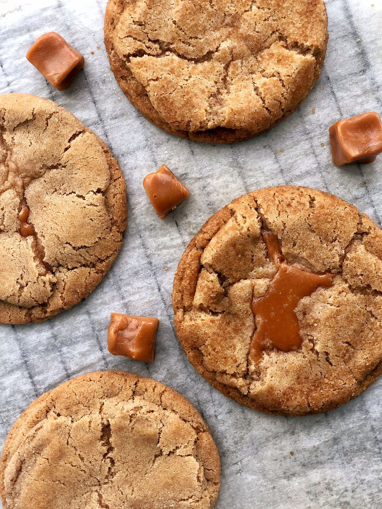 May Special: Caramel Snickerdoodle