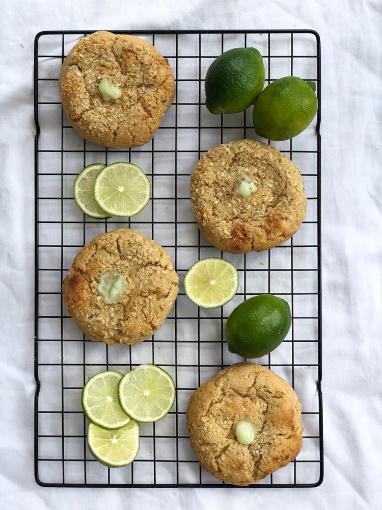 June Special: Coconut Key Lime - BAK'D Cookies