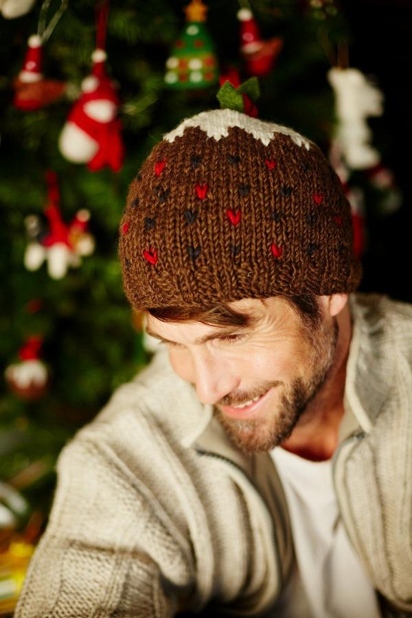 Christmas hat Kenny Woollen Mills