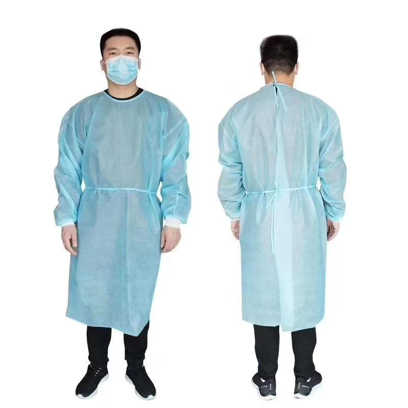 Level 1 Isolation Gown Isolation Gown ProNorth Medical