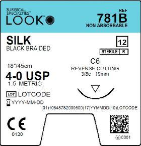 LOOK | SILK 781B SUTURES ProNorth Medical Corporation
