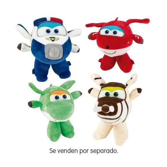 Super Wings Transformer Peluches Surtidos