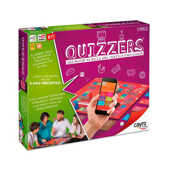 Juego Quizzers