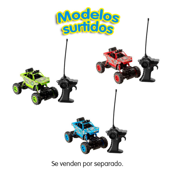 Coche Rc Todoterreno King Turned Escala 1:20 (3 Colores Diferentes)