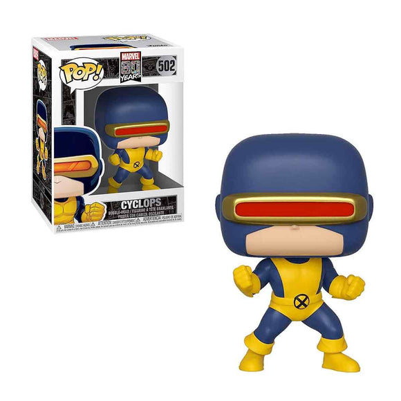 Funko Pop Marvel 80Th Anniversary Cyclops