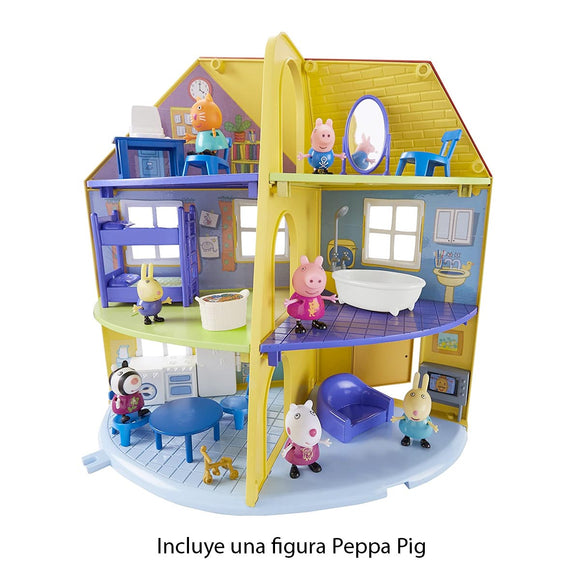Peppa Pig Casa Familiar