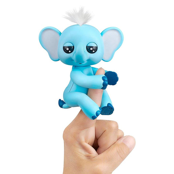 Fingerlings Elefante Grey