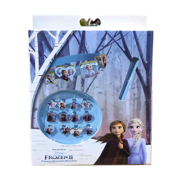 Disney Frozen 2 Set de 3 Pulseras