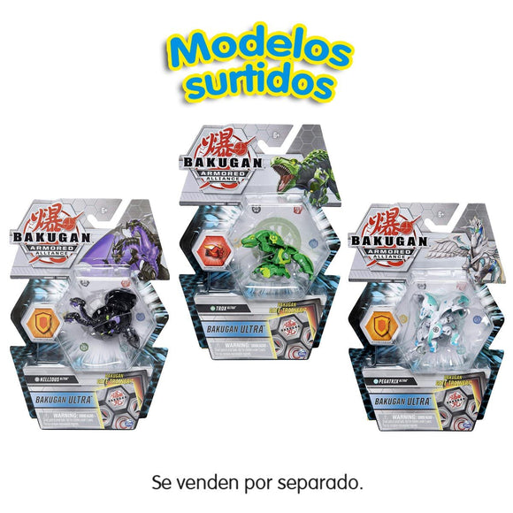 Bakugan Armored Alliance - Bakugan Ultra