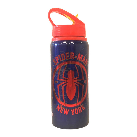 Marvel Spider-Man Botella de Aluminio 710 ml