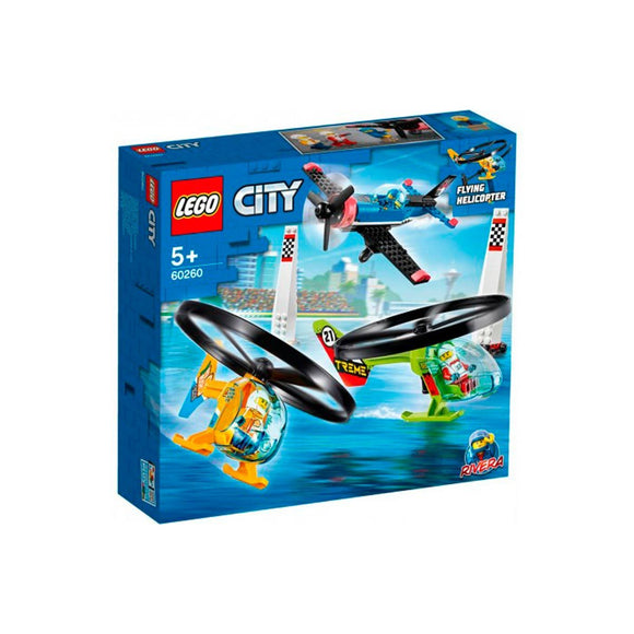 Lego City Carrera Aérea - 60260