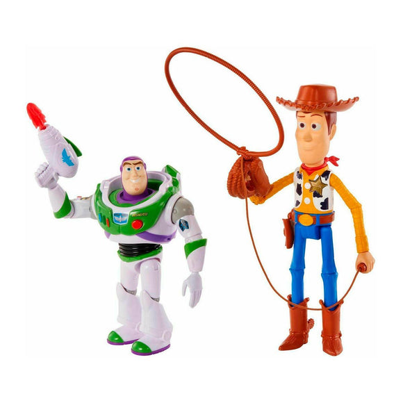 Disney Pixar Toy Story Woody y Buzz Lightyear