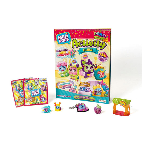 MojiPops Party Pack de Inicio