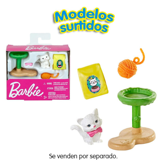 Barbie Mini Mini Packs con Ropa y Accesorios Surtidos