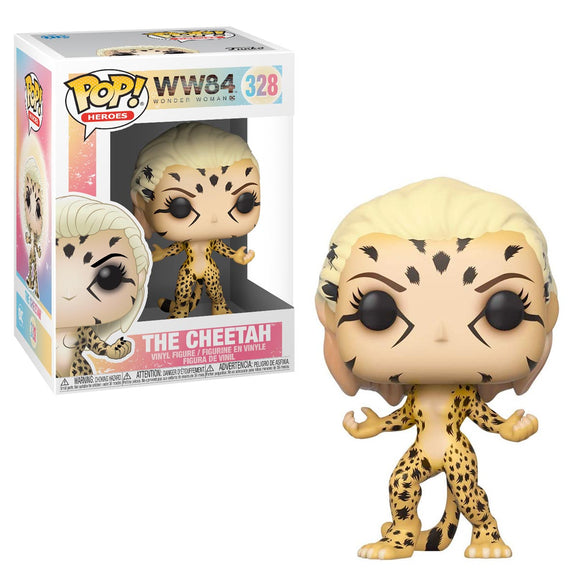 Funko Pop Wonder Woman 1984 The Cheetah
