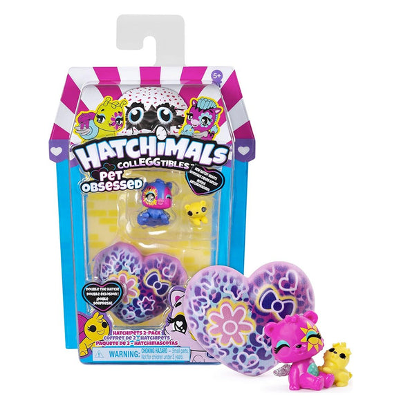 Hatchimals ColleGGtibles Serie 7 Pack de 2