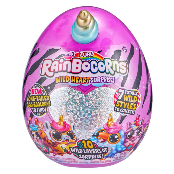 Rainbocorns Wild Surprise Series 3