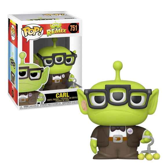 Funko Pop Disney Pixar Toy Story Alien Carl