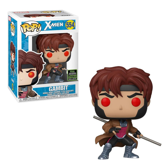 Funko Pop Movies Marvel X-Men Gambit