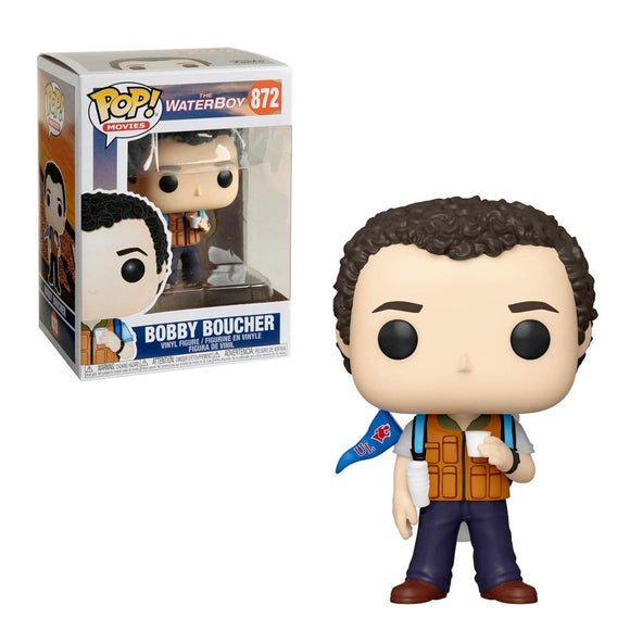 Funko Pop Movies The Waterboy Bobby Bouncher