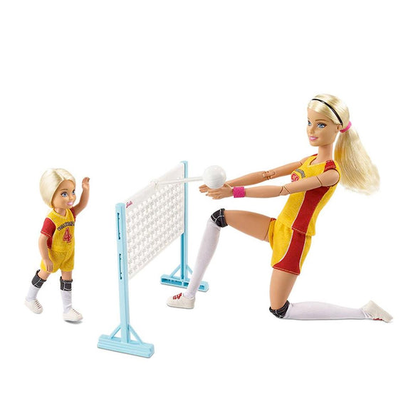 Barbie Playset Voleibol