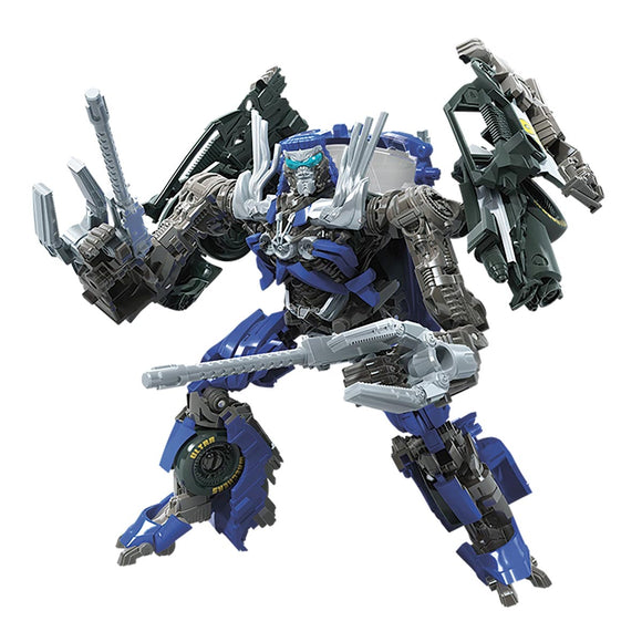 Transformers Generations Studio Series Figura Deluxe Top Spin