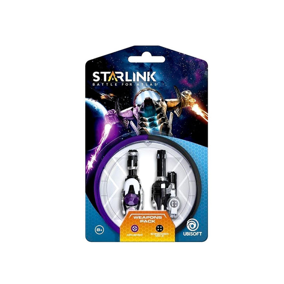 Starlink Pack de Armamento Crusher & Shredder