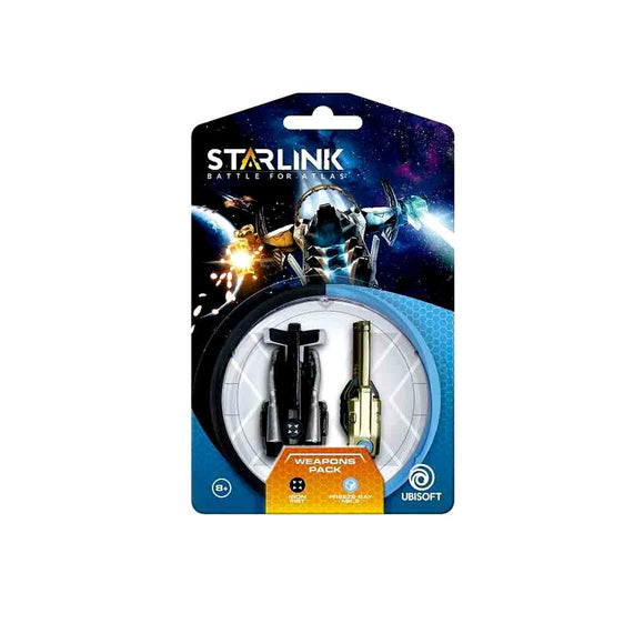 Starlink Pack Armas Iron Fist + Freeze Ray