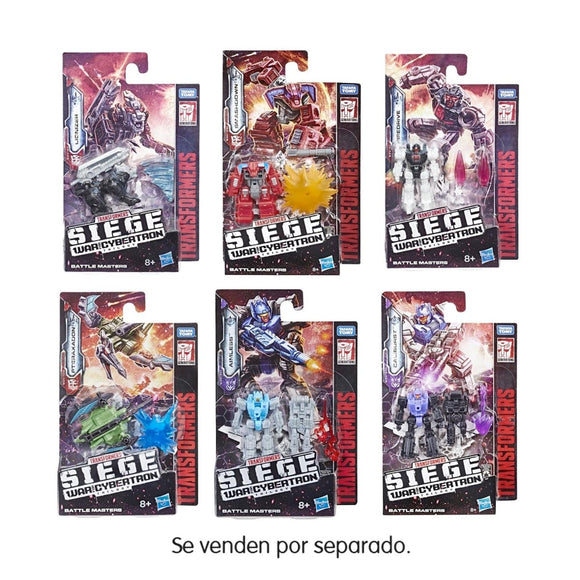 Transformers Siege War for Cybertron (Varios Modelos)