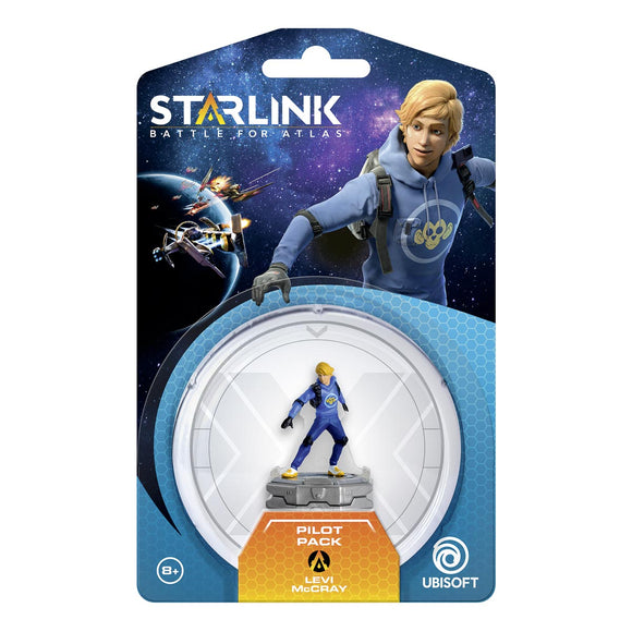 Starlink Battle For Atlas Piloto Levi McCray