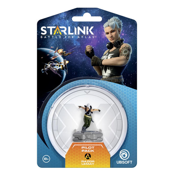 Starlink Battle For Atlas Piloto Razor Lemay
