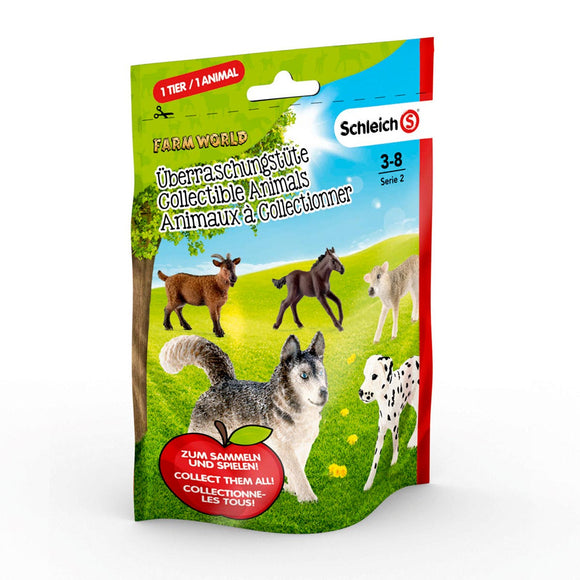 Schleich Farm World Sobres Sorpresa Animales Coleccionable