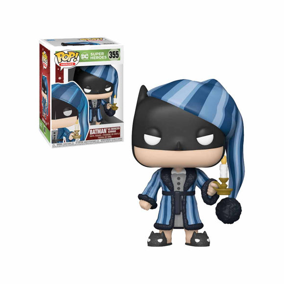 Funko Pop DC Super Heroes Batman Scrooge