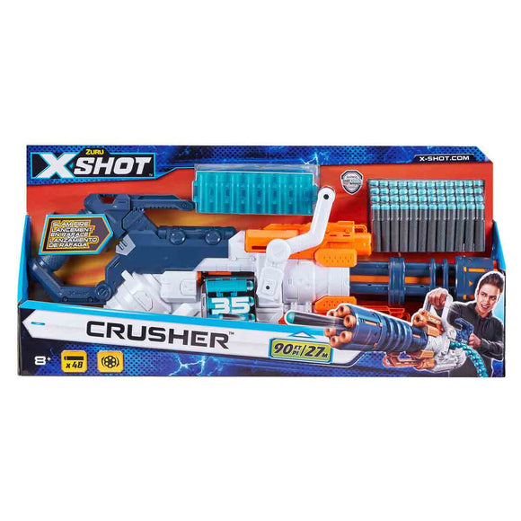 X-Shot Excel Crusher Disparador de Dardos