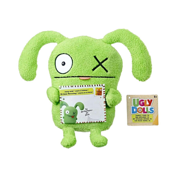 Ugly Dolls Peluche Verde Ox 20 cm