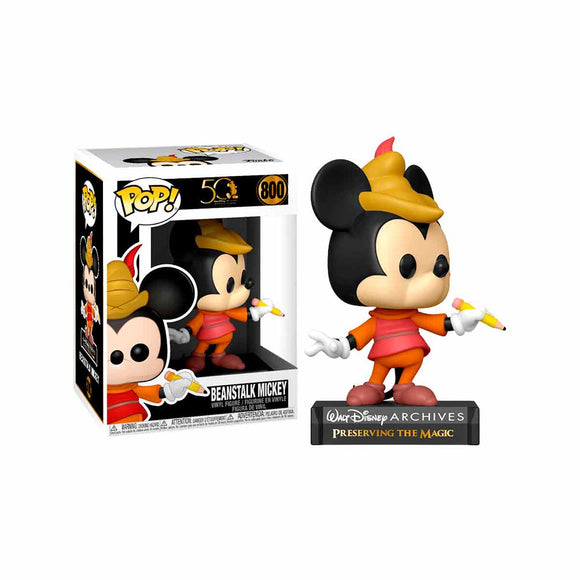 Funko Pop Beanstalk Mickey