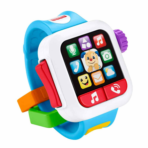 Fisher-Price Smartwatch Hora de Aprender