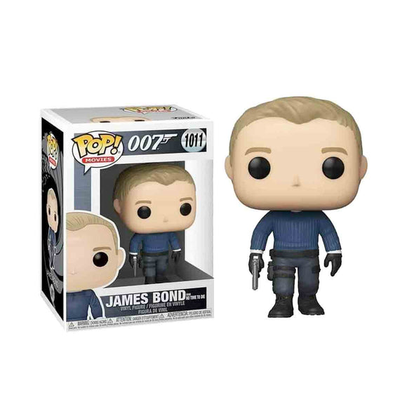 Funko POP! Movies James Bond Sin Tiempo Para Morir