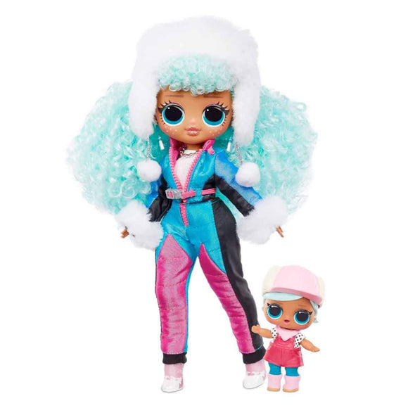 L.O.L. Surprise! Outrageous Millenial Girls Winter Chill Icy Gurl y Brrr B.B.