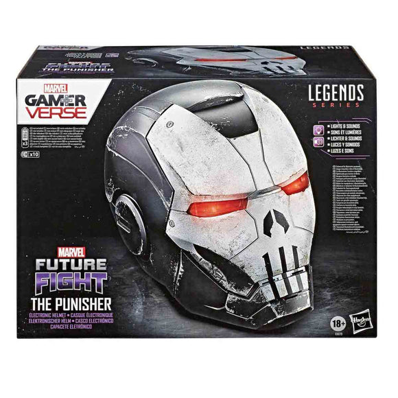 Marvel Gamer Verse Legends Series The Punisher Casco Electrónico
