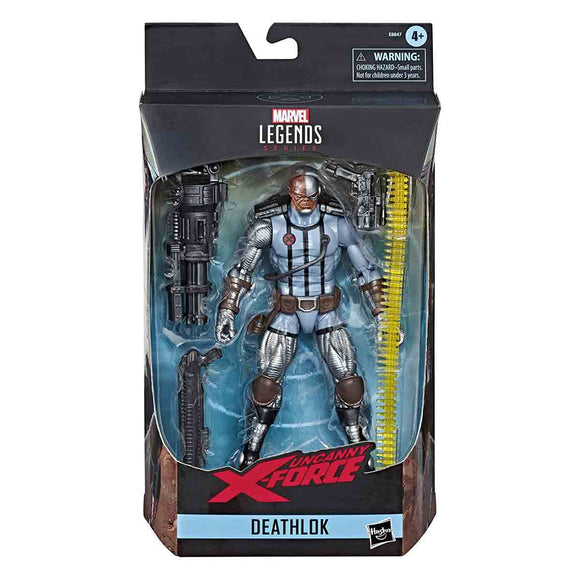 Marvel Legends Series Uncanny X-Force Deathlok