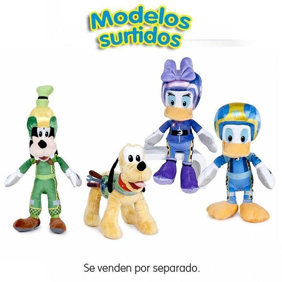 Mickey Y Los Superpilotos Peluches Surtidos 20Cm
