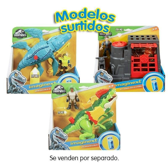 Fisher-Price Imaginext Jurassic World Surtidos