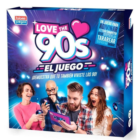 Juego Love The 90'S
