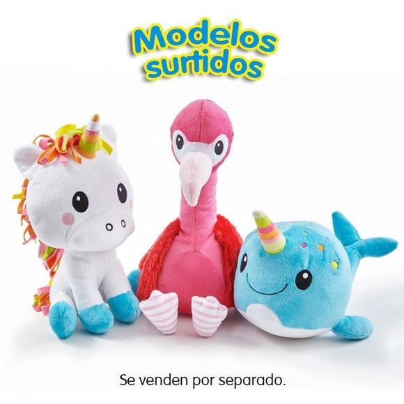 Snuggle Buddies Peluches Animales 30 Cm Surtidos