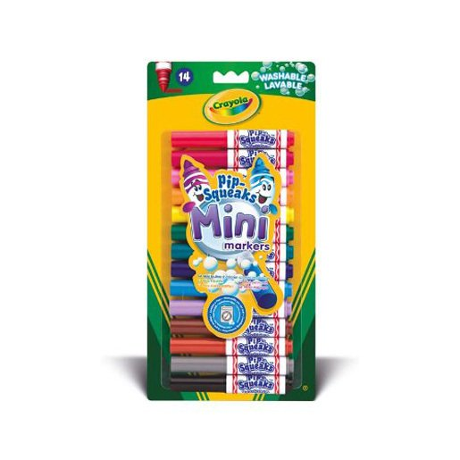 Crayola 14 Mini Rotuladores