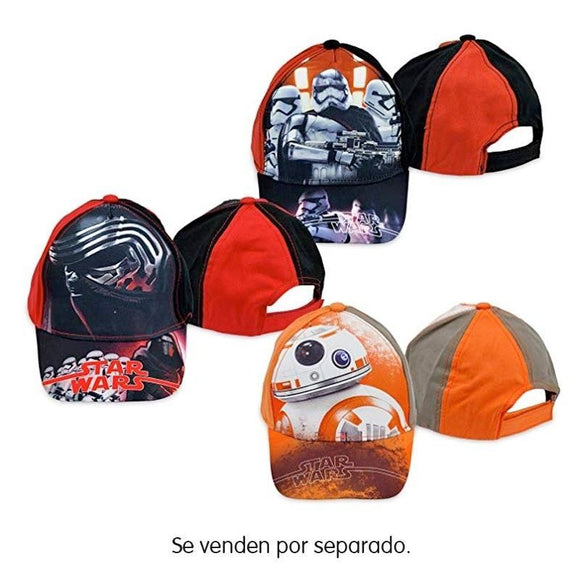 Star Wars Episodio Vii Gorra